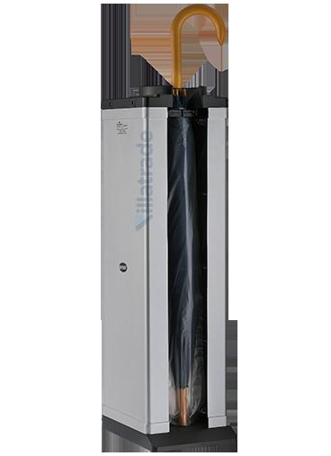 Embalador de Guarda-Chuvas Unipack ABS Prata VIT 1000