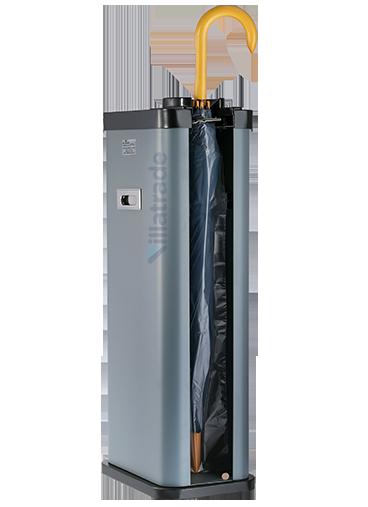 Embalador de Guarda-Chuvas Unipack Aço Carbono Cinza VIT 4000