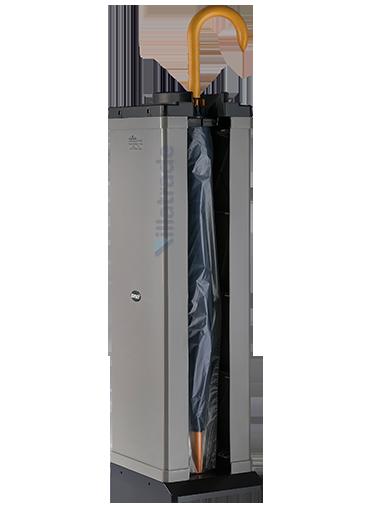 Embalador de Guarda-Chuvas Unipack ABS Cinza VIT 1000