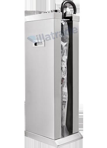 Embalador de Guarda-Chuvas Unipack Aço Inox Escovado VIT 6000